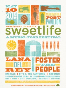 Ticket Giveaway: sweetlife 2014