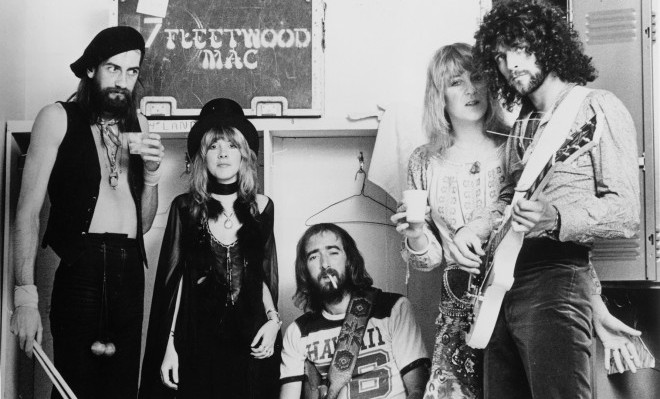 fleetwood mac vintage hypnotized miles away