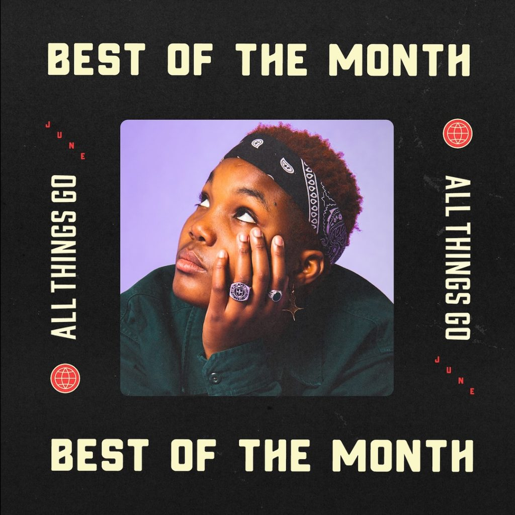 Best of the Month playlist cover
