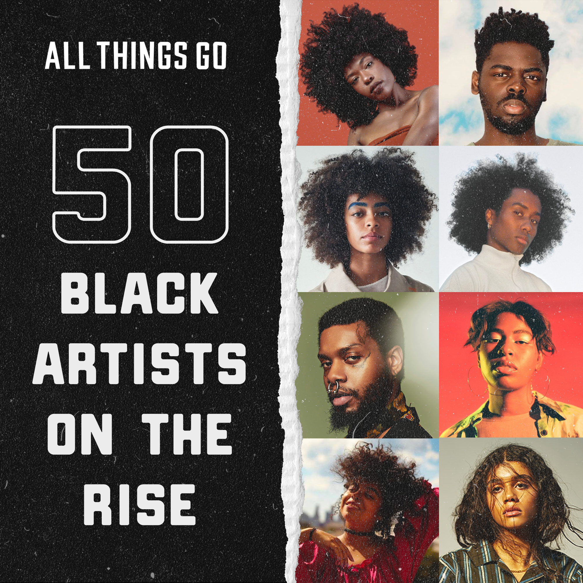 50 Black Artists On the Rise