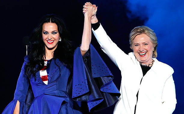 Katy Perry - 2020 Election